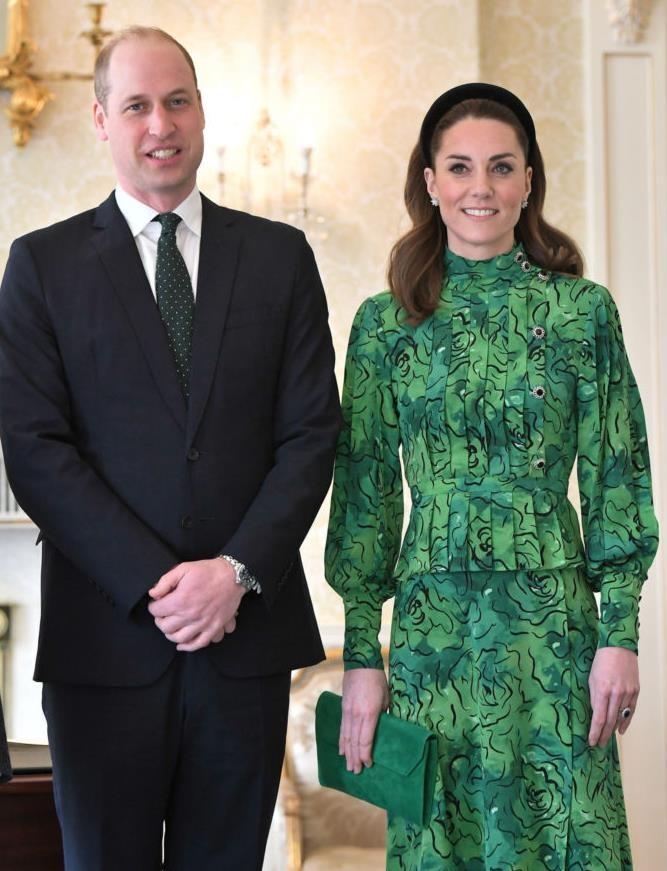 Принц Уильям и Кейт Миддлтон навестили Елизавету II впервые за пять месяцев