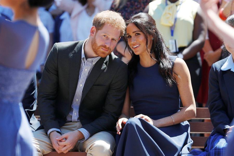 Принц Гарри и Меган Маркл подписали контракт с Netflix