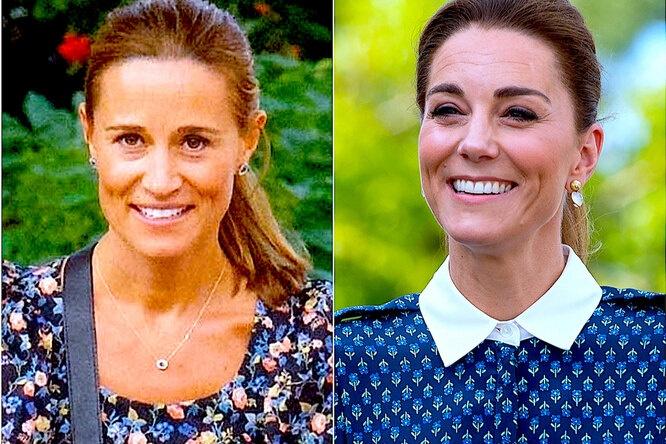 «У Кейт Миддлтон появилась конкурентка!»: сестра герцогини очаровала британок