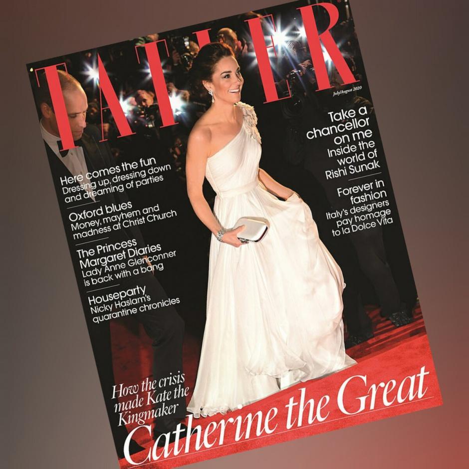 Победа герцогини Кейт над Татлер: журнал удалил обидные фрагменты статьи о супруге принца Уильяма