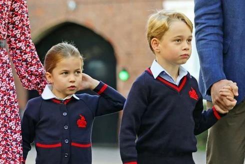 Что готовит предстоящий учебный год принцу Джорджу и принцессе Шарлотте в Thomas's Battersea