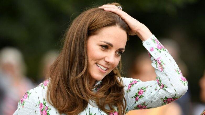 Кейт Миддлтон обвинили в нарушении королевского этикета