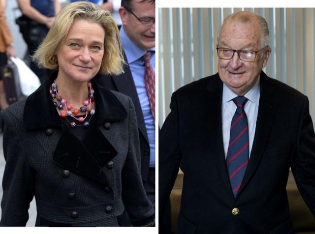 Стать принцессой: как внебрачная дочь короля Бельгии добилась титула