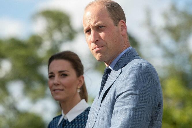 «Самый лучший муж»: принц Уильям в панике отвез беременную Кейт в клинику