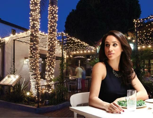 Реакция британцев и американцев на ужин принца Гарри и Меган Маркл в стейк-хаусе
