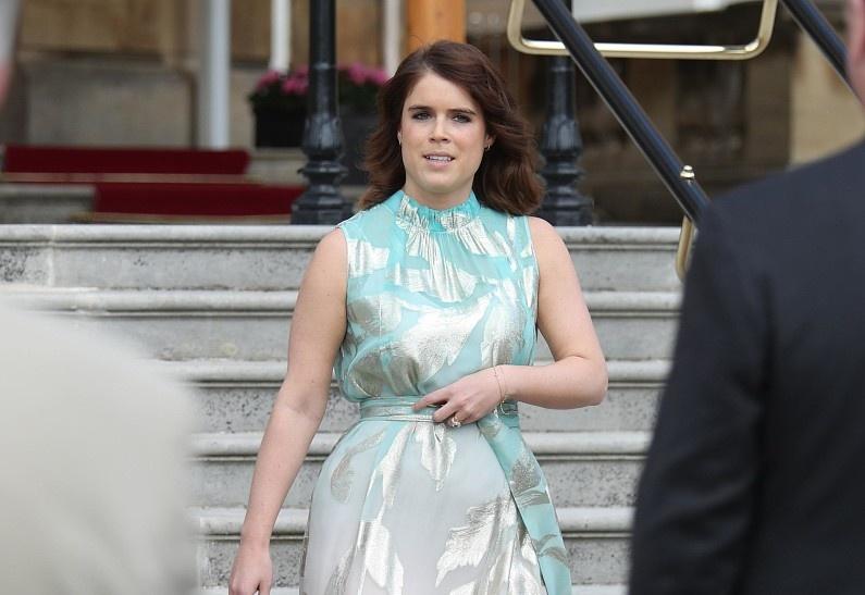 Первый выход принцессы Евгении после новости о беременности. Фото!