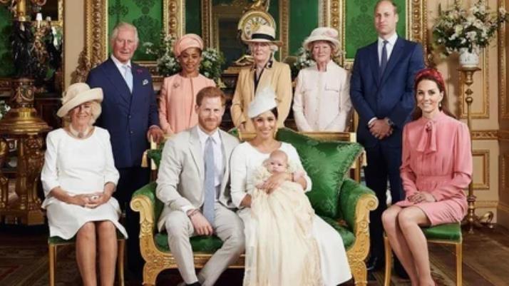 Стало известно, почему Кейт Миддлтон и принц Уильям проигнорировали рождение племянника Арчи