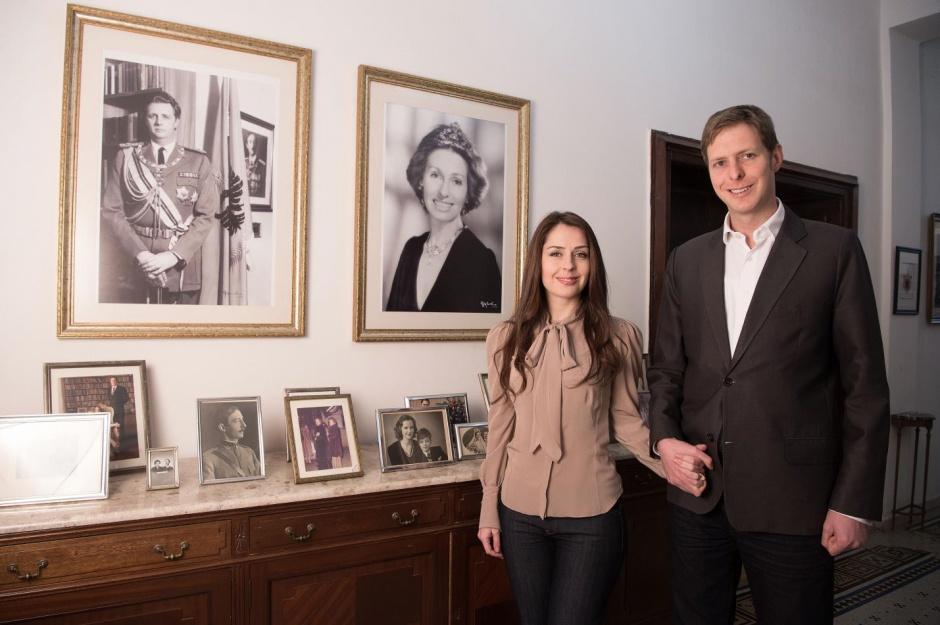 Пополнение в албанской королевской семье