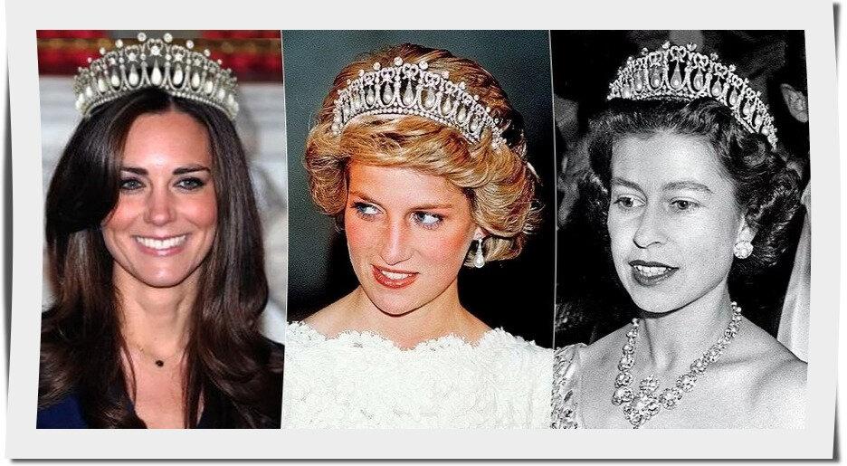 Как королевская семья использует драгоценности, чтобы отправить сообщения миру