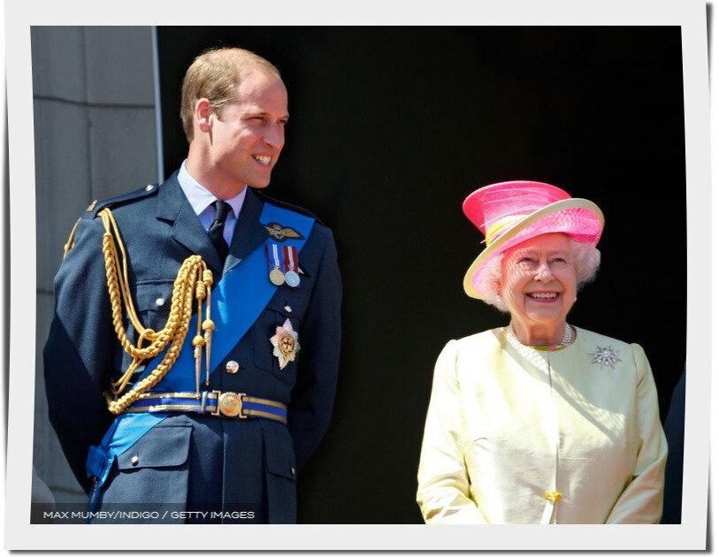 Королева Елизавета и Принц Филипп передают принцу Уильяму новый важный набор обязанностей