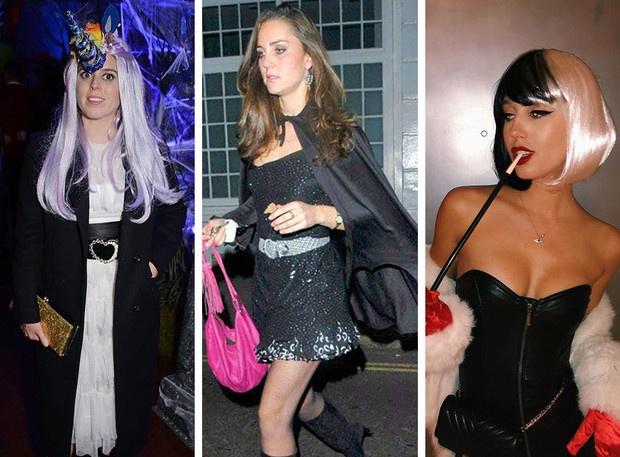 Хэллоуин по-королевски: 7 самых ярких костюмов монарших особ