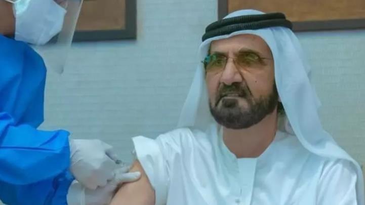Премьер-министр ОАЭ прошел вакцинацию от COVID-19