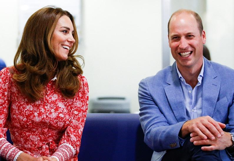 Принц Уильям жестко осадил соперника, который заигрывал с Кейт Миддлтон. Подробности!