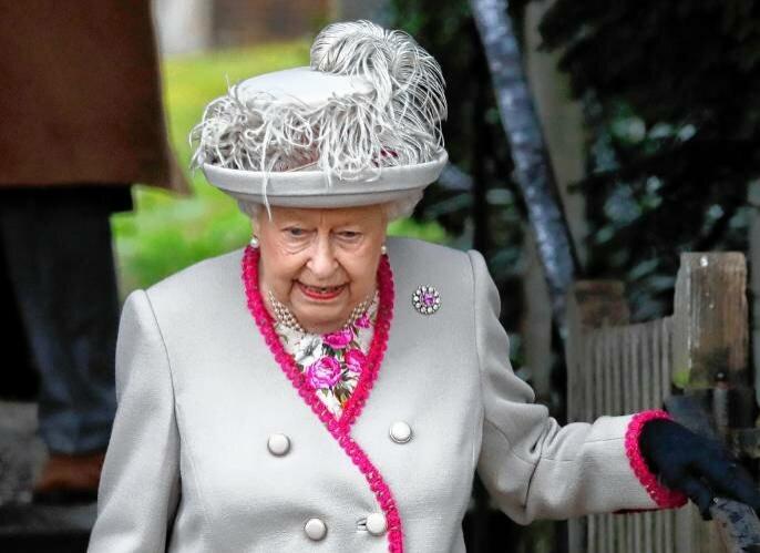 Рождество королевы Елизаветы II в Сандрингеме под угрозой из-за протеста персонала