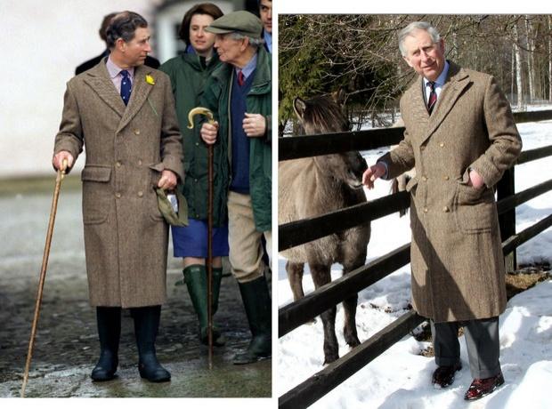 Самый экономный принц: почему Чарльз никогда не выбрасывает свою одежду