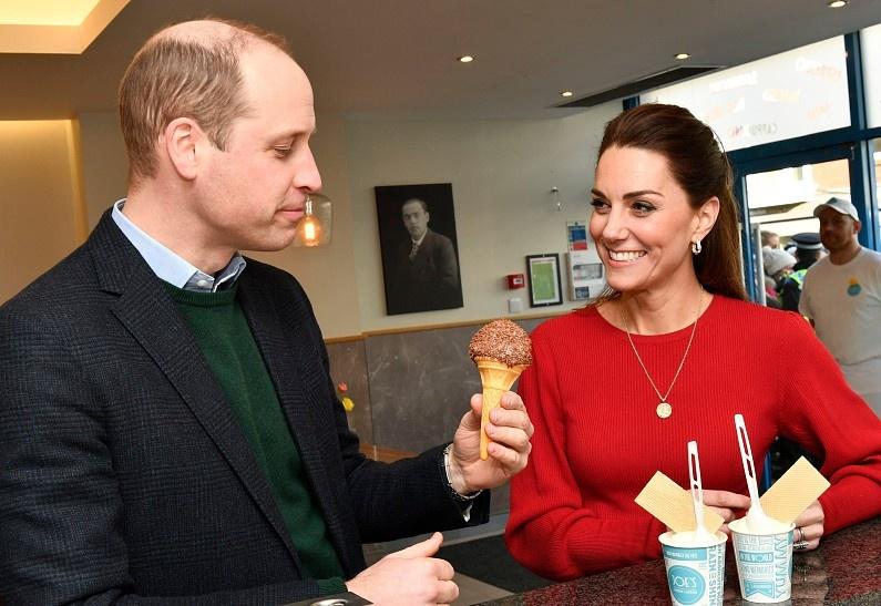 Принц Уильям обеспокоен своей фигурой после карантина с Кейт Миддлтон