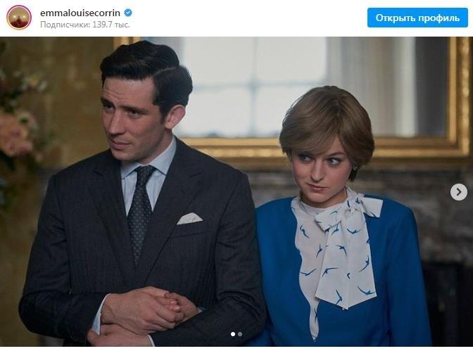 Игру Эммы Коррин назвали «самым реалистичным» воплощением принцессы Дианы на экране — вот как актриса этого добилась