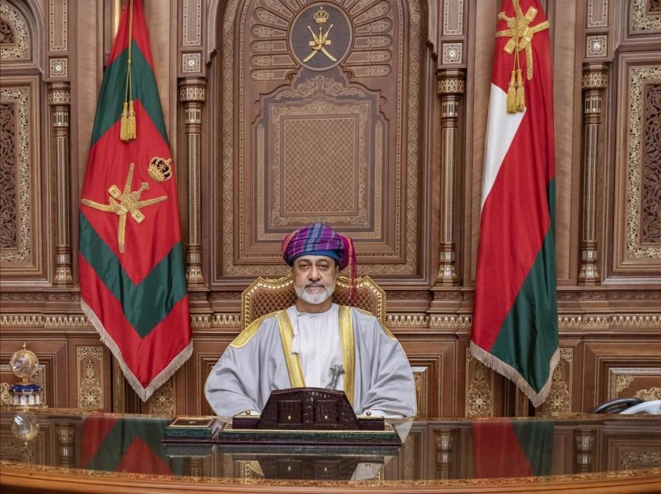 Праздник в Омане