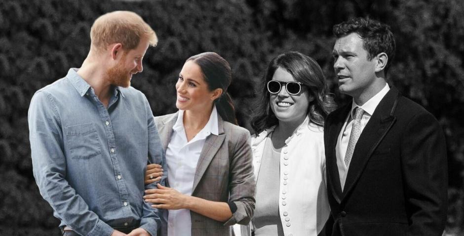 Сассексы разрешили беременной принцессе Евгении и ее мужу жить во Фрогмор-коттедже: реакция британцев