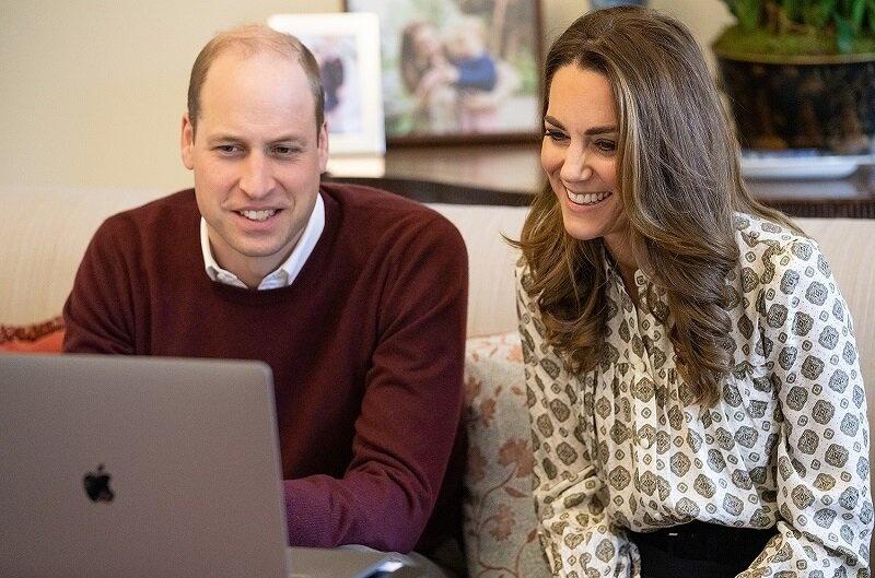 Герцогиня Кембриджская продолжает выполнять свою работу, выстраивая при этом свой имидж будущей королевы