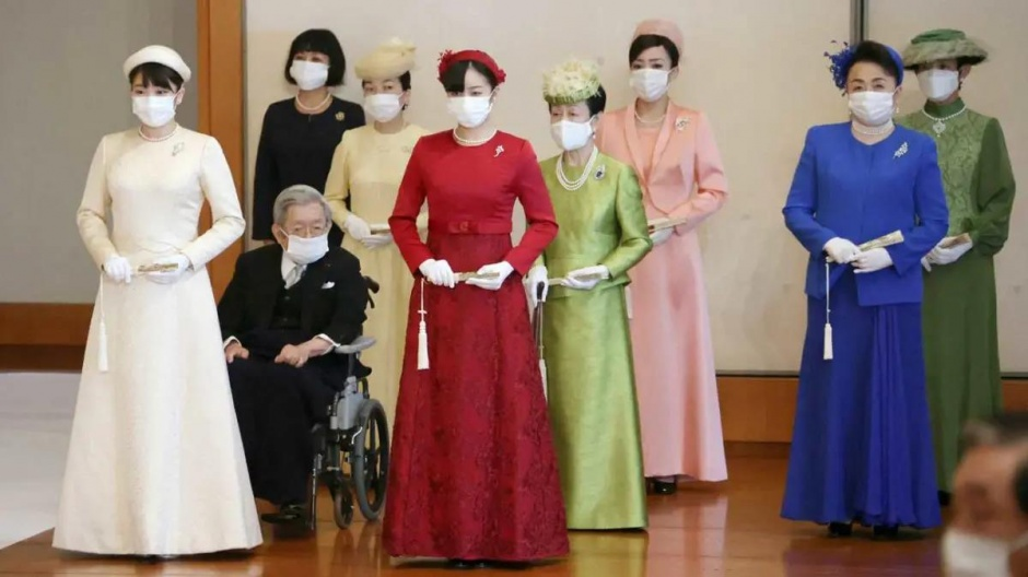Создание нового титула для женщин императорской семьи Японии