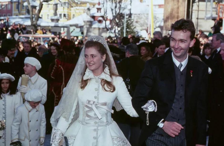Тайный развод Карла Габсбургского и его новая подруга