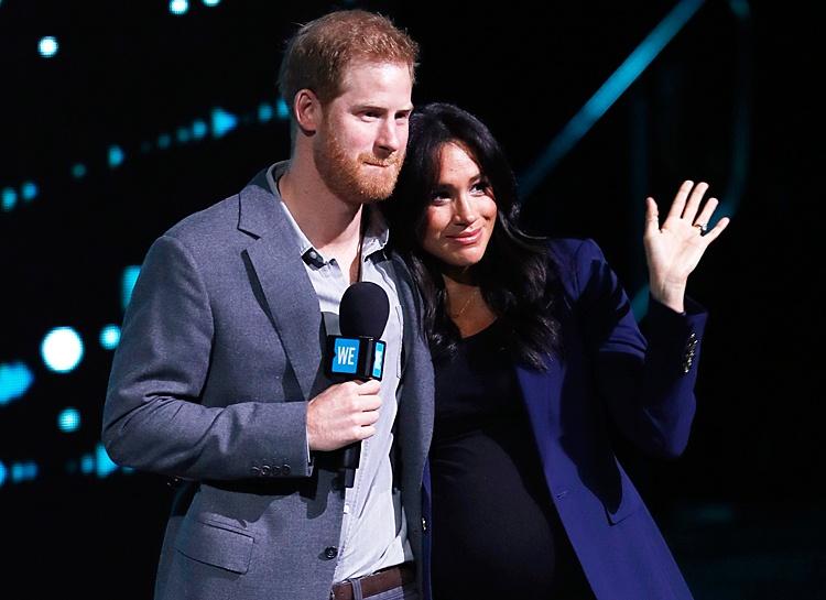 Принц Гарри дал первое интервью после рассказа Меган Маркл о выкидыше