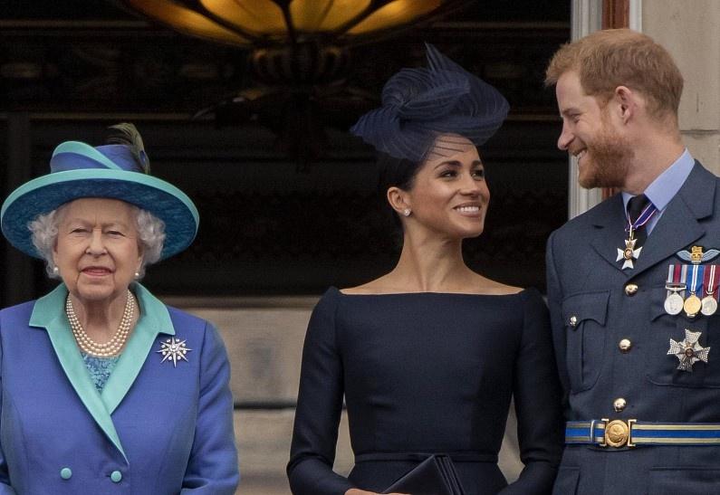 Принц Гарри и Меган Маркл могут обойти один важный запрет Елизаветы II. И вот каким образом!