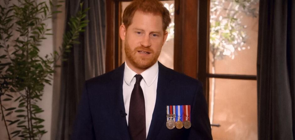 «Сначала все кажется невозможным»: принц Гарри в новом ролике для Netflix