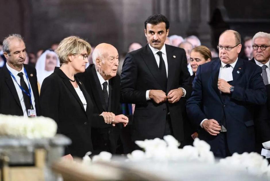 Соболезнование в связи с кончиной бывшего президента Франции Валери Жискар д'Эстена