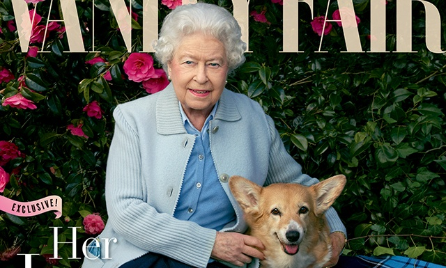 Королева Елизавета II попрощалась со своим любимым дорги Вулканом