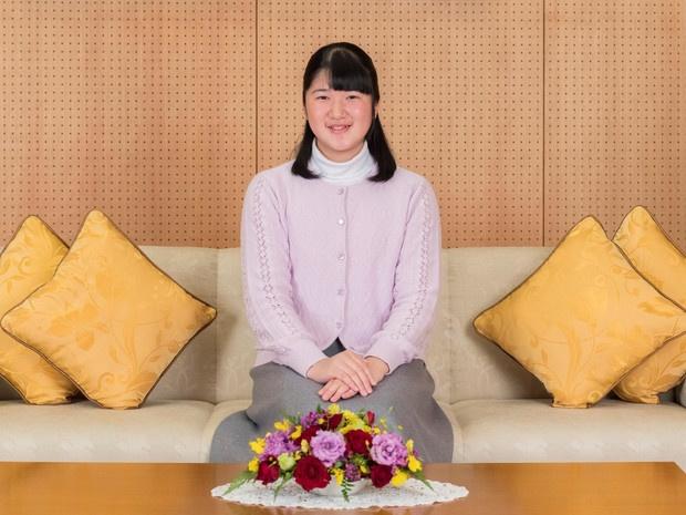 Единственная дочь императора Японии: 5 любопытных фактов о принцессе Айко