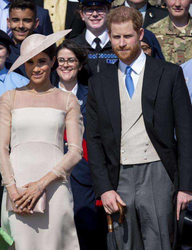 Меган Маркл и принц Гарри планируют учредить собственную премию