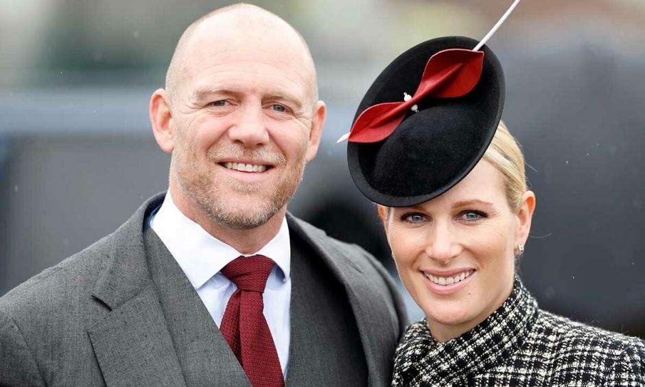 Стало известно, что внучка королевы Зара Тиндолл ждет третьего ребенка