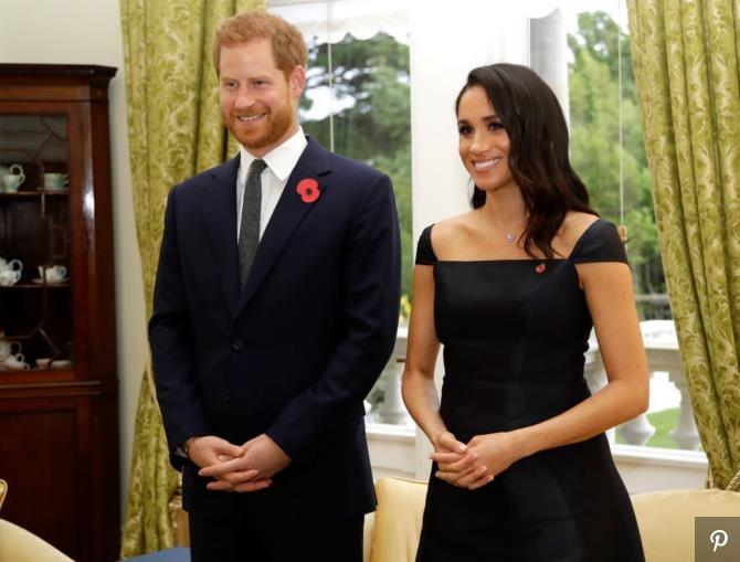 Принц Гарри и Меган Маркл запустили собственный подкаст
