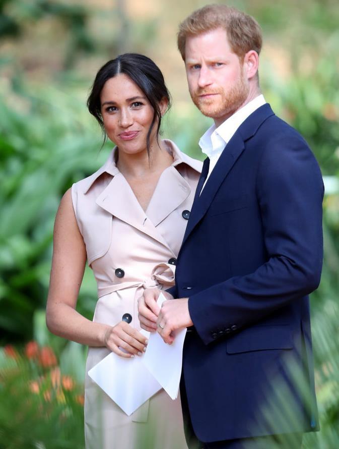 Принц Гарри и Меган Маркл выпустили первый подкаст — в нем принял участие их сын Арчи