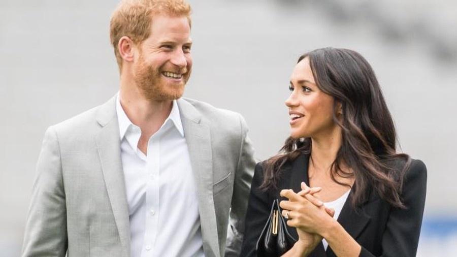 Принц Гарри и Меган Маркл отказались от соцсетей из-за хейтеров
