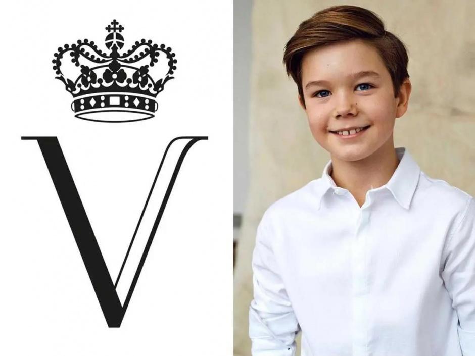 Принц и принцесса Датские получили личную монограмму