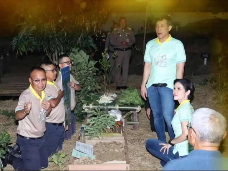 Король Таиланда побывал в тюрьме, где его любовница продержалась 10 месяцев