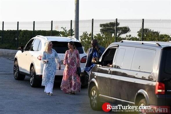 Норвежская принцесса Марта Луиза отдыхает в Бодруме