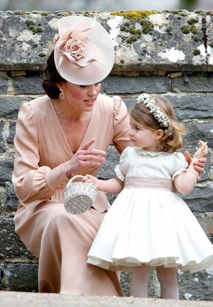 Принцесса Шарлотта и 4 ее свадьбы
