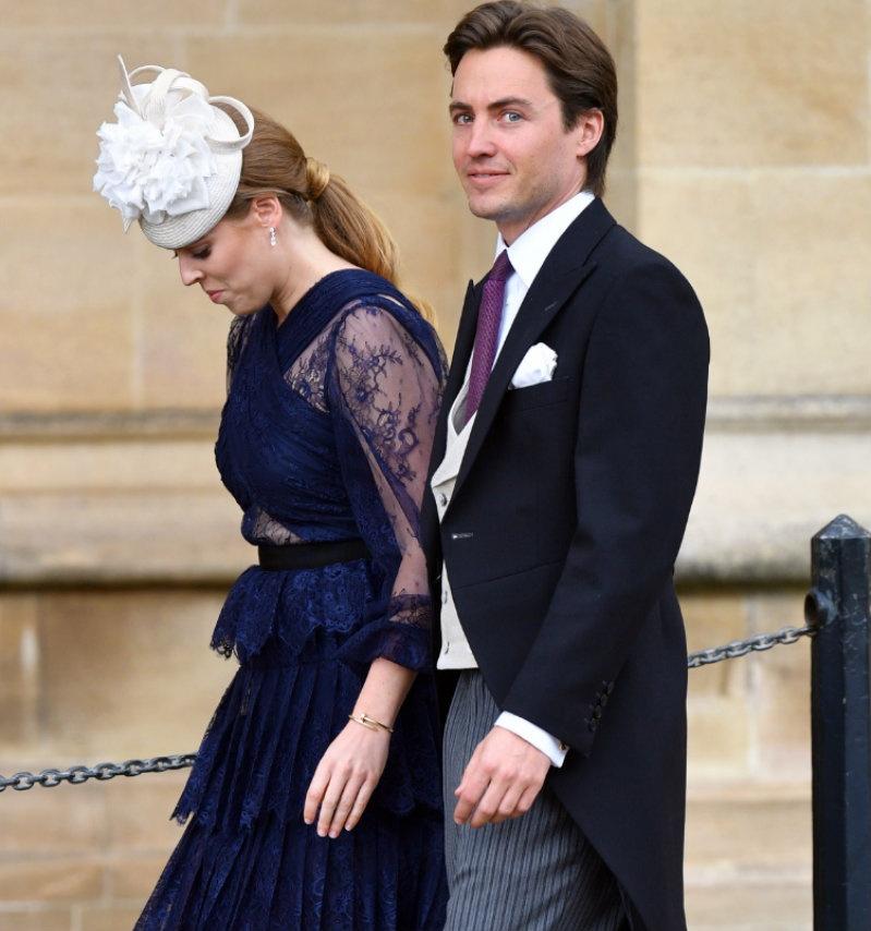 Королевская семья готовится к свадьбе принцессы Беатрис