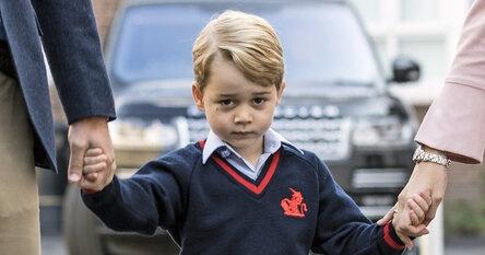 Скандал! Ведущая высмеяла принца Джорджа в эфире. Пришлось извиняться