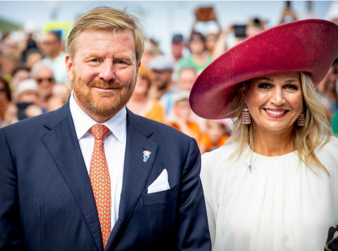 Королева Нидерландов и королева Бельгии выступили вместе на особом праздновании