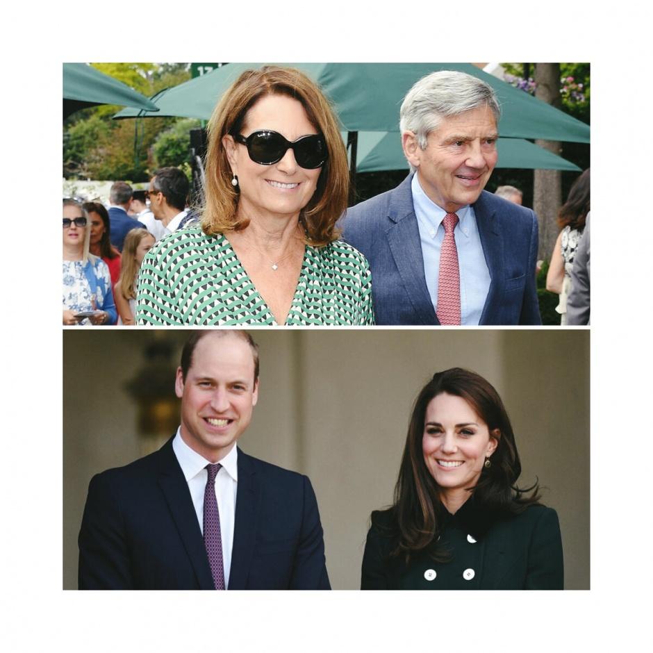 Почему Кэрол Миддлтон была обеспокоена отношениями своей дочери и принца Уильяма