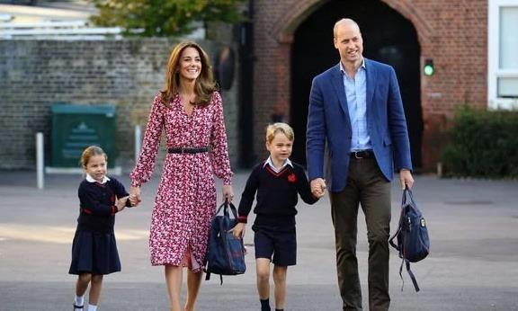 Первое совместное мероприятие герцогов Кембриджских после летнего отпуска