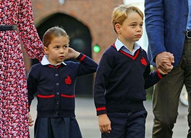 Чем кормят принца Джорджа и принцессу Шарлотту в школе Thomas's Battersea