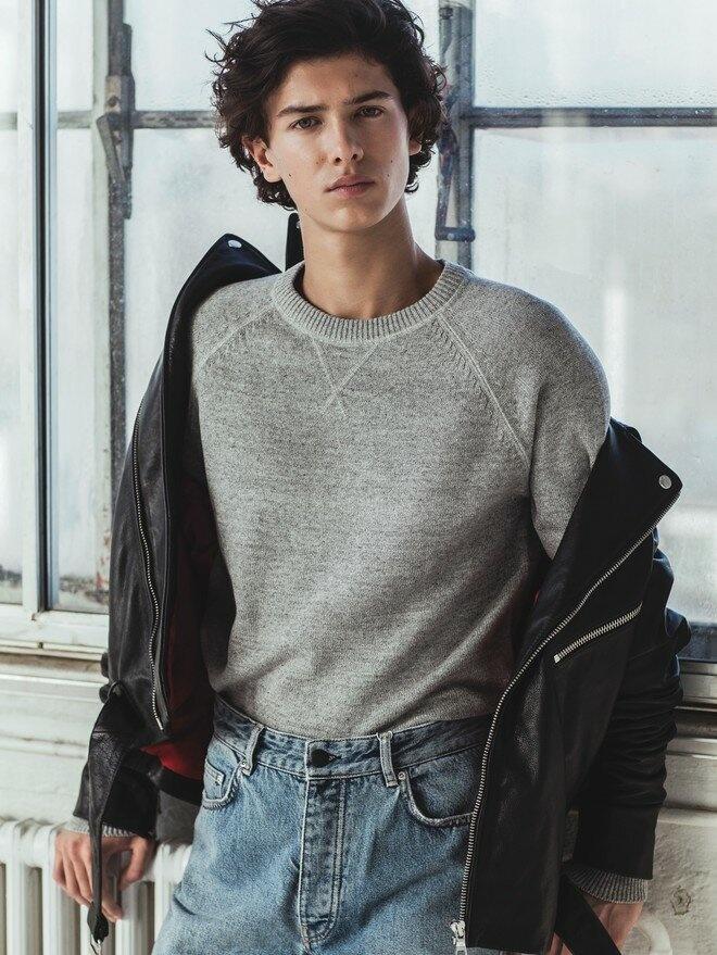 Датский принц Николай стал звездой показа на Milan Fashion Week FW19