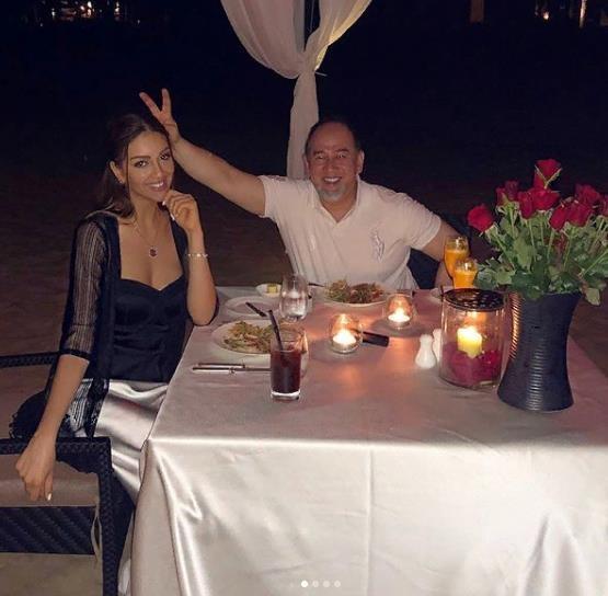 «Мисс Москва» потребовала у бывшего короля Малайзии «астрономическую» сумму