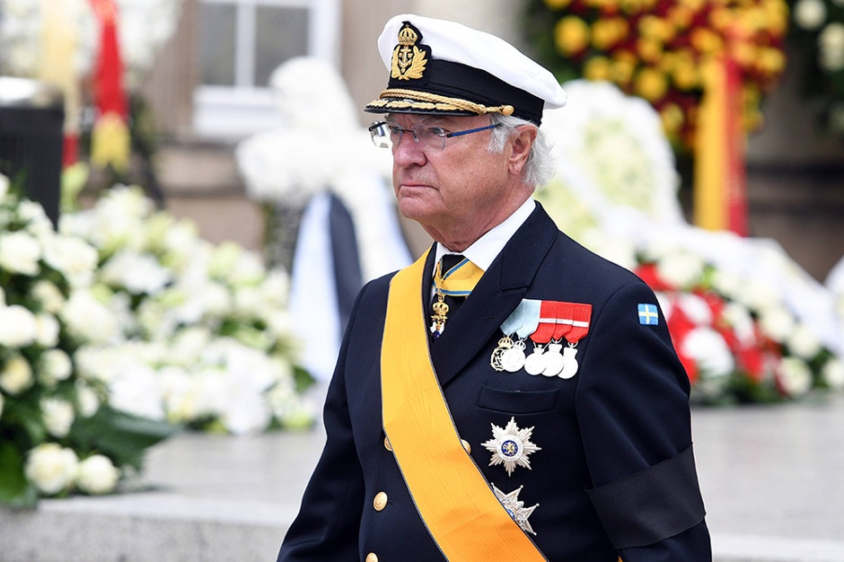 Почему король Швеции «отчислил» внуков из Королевского дома